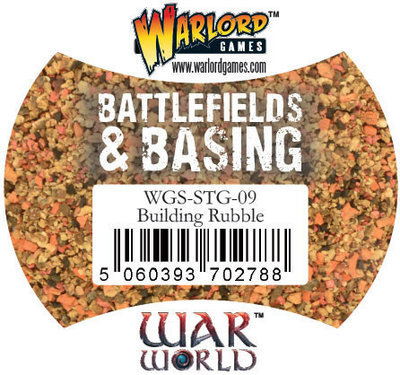 Building Rubble (180ml) - Warlord Games