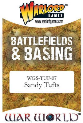Sandy Tufts - Warlord Games