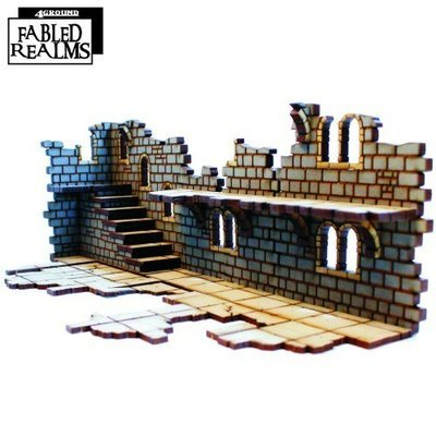 Ruins od Daldorr 3 - Fabled Realms - 4Ground