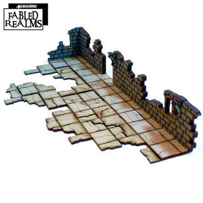 Ruins of Daldorr 2 - Fabled Realms - 4Ground