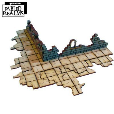 Ruins of Daldorr 4 - Fabled Realms - 4Ground
