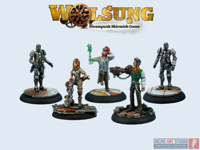 Inventors - Club Starter (5) - Wolsung