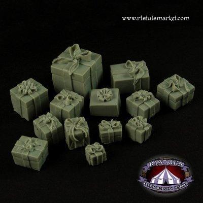 Gift Packs Kit (14) - Bases - Ristul