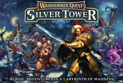 Warhammer Quest: Silver Tower - Games Workshop