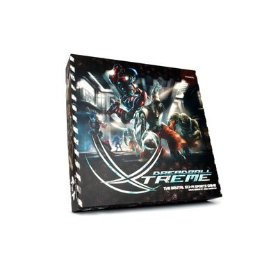 DreadBall Xtreme Boxed Game (e)