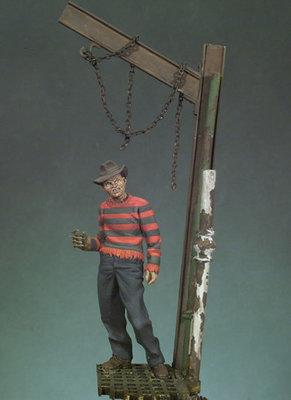Nightmare - 54mm - Andrea Miniatures