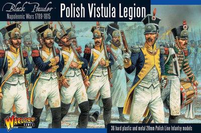 Polish Vistula Infantry - Black Powder - Warlord Games