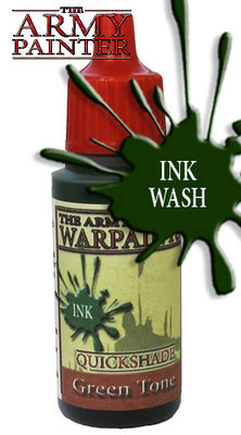 Green Tone Ink - Army Painter Warpaints