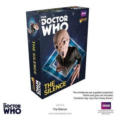 The Silence - Doctor Who
