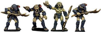 Predator Aliens - Future Wars - Copplestone Castings