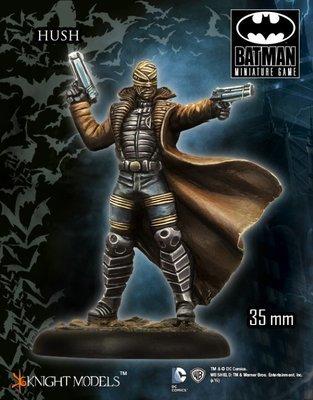Hush - Batman Miniature Game