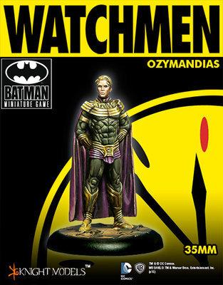 Ozymandias - Watchmen - Batman Miniature Game