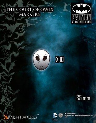 The Court Of Owls Marker - Batman Miniature Game