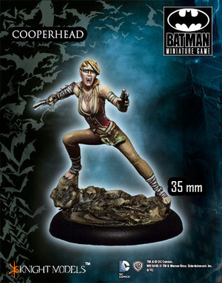 Copperhead - Batman Miniature Game