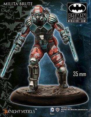 Militia Brute - Batman Miniature Game