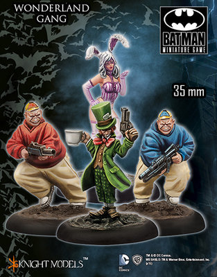 Wonderland Gang - Batman Miniature Game