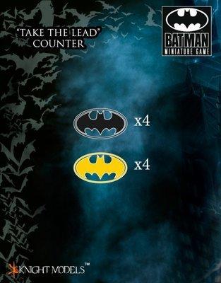 Take The Lead Counter - Batman Miniature Game