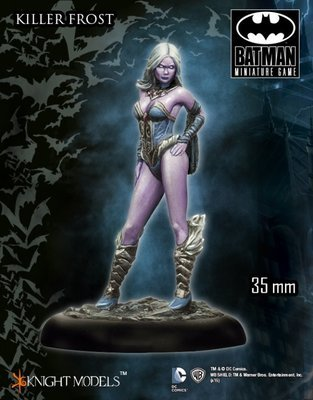 Killer Frost - Batman Miniature Game - Knight Models