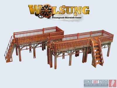XIX Century Walkway - Wolsung