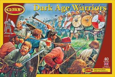 Dark Age Warriors - SAGA - Gripping Beast
