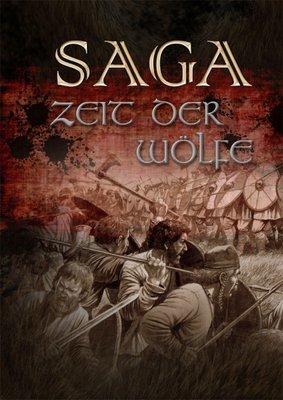 SAGA - Zeit der Wölfe - Kampagnenbuch (deutsch)