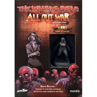 Lori Booster - The Walking Dead - Mantic Games