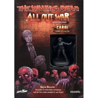 Carol Booster - The Walking Dead - Mantic Games