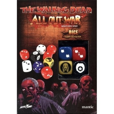 Dice Booster - The Walking Dead - Mantic Games