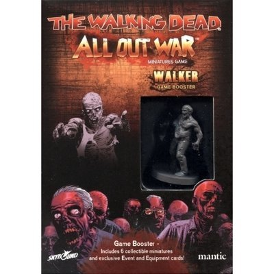 Walkers Booster - The Walking Dead - Mantic Games