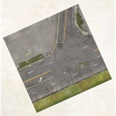 Deluxe Game Mats - The Walking Dead - Mantic Games