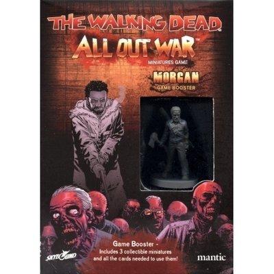 Morgan Booster - The Walking Dead - Mantic Games