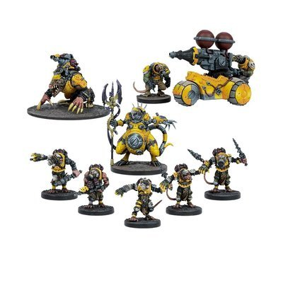 Veer-Myn Faction Booster - Deadzone 2 - Mantic Games