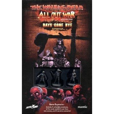 Days Gone Bye Atlanta Expansion Set - The Walking Dead - Mantic Games