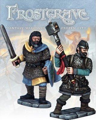 Knight & Templar 2 - Frostgrave - Northstar Figures
