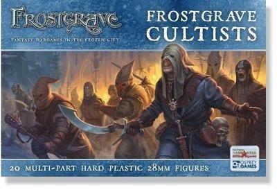 Frostgrave Cultists - Frostgrave - Northstar Figures