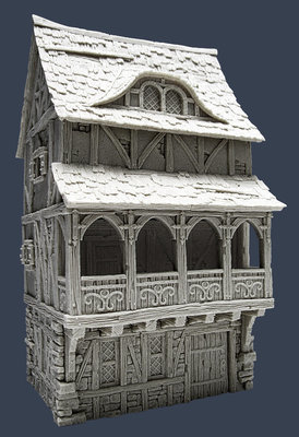 Town House 2 - Stadthaus - Tabletop World