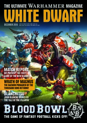 White Dwarf Dezember 2016 (Deutsch) - Games Workshop