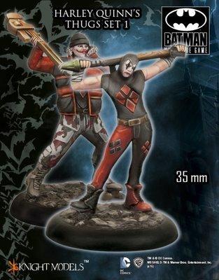 Harley Quinns Thug Set 1 - Batman Miniature Game