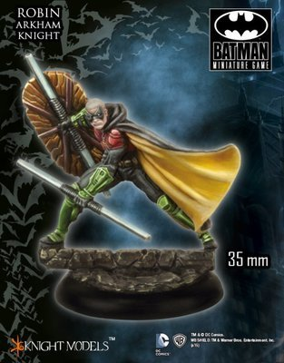 Robin (Arkham Knight) - Batman Miniature Game - Knight Models
