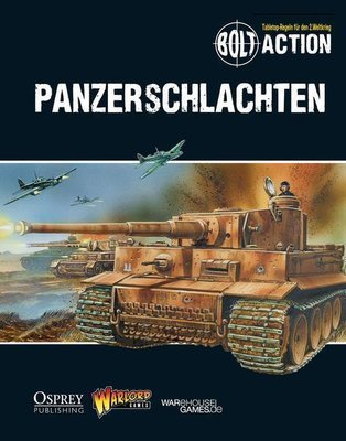 Panzerschlachten (Deutsch) - Tank War - Bolt Action