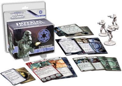 Sturmtruppen (Imperial) - Star Wars: Imperial Assault - deutsch