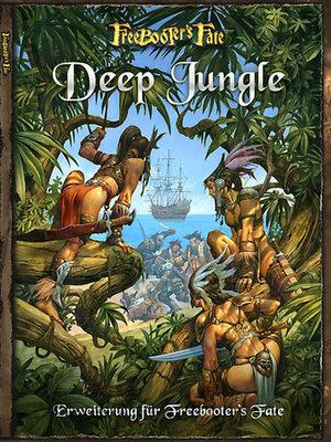 Deep Jungle Erweiterungsbuch - Freebooter's Fate - deutsch