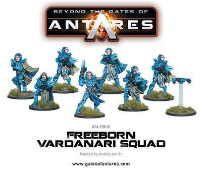 Freeborn Vardanari Squad - Beyond The Gates Of Antares