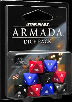 Star Wars: Armada - Würfelset - Dice Pack