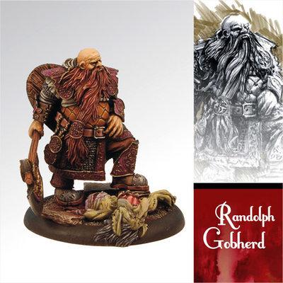 Randolph Gobherd - Scibor Miniatures