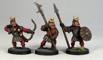 HG2 – Hobgoblin Warriors II - Otherworld Miniatures