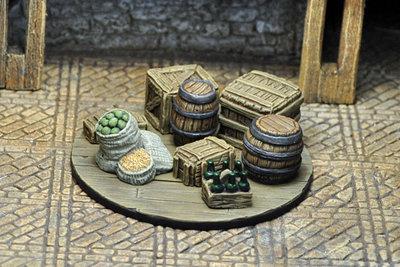 ACC4 – Adventurers' Stores - Otherworld Miniatures
