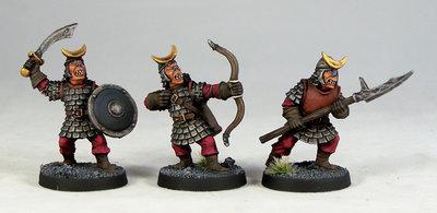 HG1 – Hobgoblin Warriors I - Otherworld Miniatures