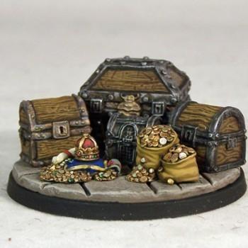 DF3a – Treasure Items I - Otherworld Miniatures