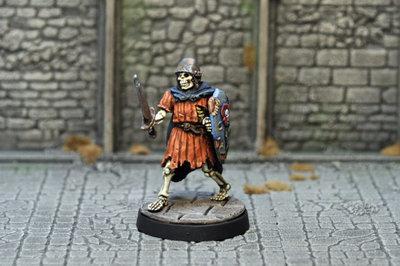 UD2c – Crypt Knight - Otherworld Miniatures